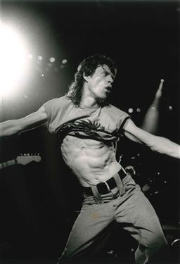 Sale 8872A - Lot 5005 - Mick Jagger (Rolling Stones)