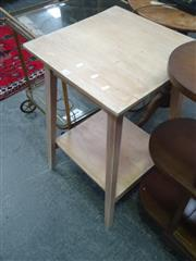 Sale 7969A - Lot 1088 - Tapering Tiered Occasional Table