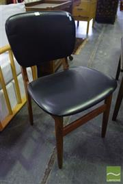 Sale 8523 - Lot 1084 - Set of 4 Vintage Dining Chairs