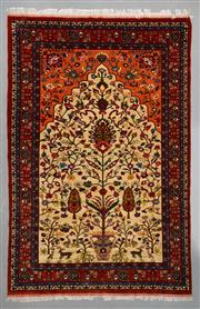 Sale 8545C - Lot 13 - Persian Saruq 298cm x 196cm