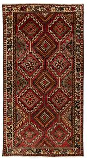 Sale 8780C - Lot 260 - A Persian Bakhtiyari And Classic Garden Design, 100% Wool On Cotton, Classed As Prerevolution Weave, 299 x 155cm