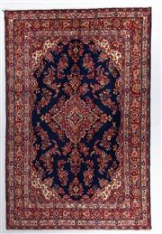 Sale 8800C - Lot 22 - A Persian Hamadan Classed As Village Rugs, Wool On Cotton Foundation, 320 x 215cm