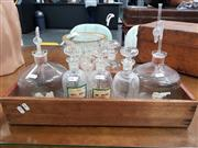 Sale 8765 - Lot 1014A - Collection of Vintage Science Glasses
