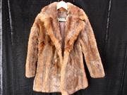 Sale 7982B - Lot 117 - Faux Fur Coat