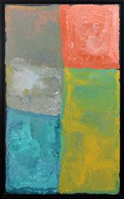 Sale 8267A - Lot 565 - Kudditji Kngwarreye (c1928 - ) - My Country 121 x 75cm (framed & ready to hang)