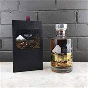 Sale 9017W - Lot 2 - Hibiki Mount Fuji Limited Edition 21YO Blended Japanese Whisky - 43% ABV, 700ml in presentation box