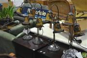 Sale 8284 - Lot 1069 - Pairs of Table Lamps x 2