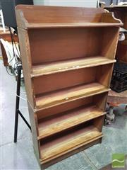 Sale 8550 - Lot 1192 - Stacking Bookcase