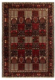 Sale 8800C - Lot 25 - A Persian Bakhtiyari And Classic Garden Design, 100% Wool On Cotton, Classed As Prerevolution Weave, 310 x 210cm