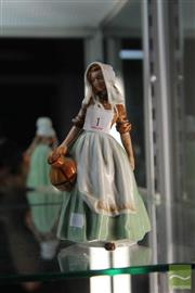 Sale 8226 - Lot 1 - Royal Doulton Figure The Milkmaid