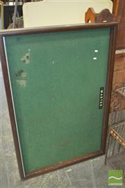 Sale 8331 - Lot 1382 - Vintage Pin Board