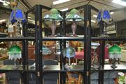Sale 8338 - Lot 1598 - Collection Of Table Lamps (9)