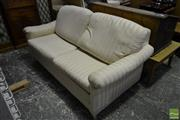 Sale 8499 - Lot 1668 - Fabric 2 Seater Fold Out Sofa Bed