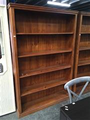 Sale 8782 - Lot 1375 - Timber Open Bookcase
