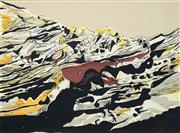 Sale 8847A - Lot 5013 - Judy Cassab - Road to the Valley 56.5 x 76cm