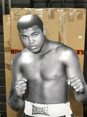 Sale 8805A - Lot 835 - Lifesize Muhammad Ali/Lonsdale Cutout Shop Displays (7)