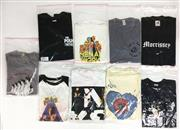 Sale 8926M - Lot 28 - Band T-Shirts incl. INXS, Devo, Men at Work & Madness (9)