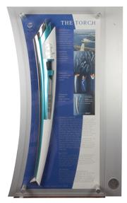 Sale 8214 - Lot 36 - Sydney 2000 Olympic Relay Torch