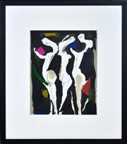 Sale 8349A - Lot 49 - Marino Marini (1901 - 1980) - Le Sacre Du Printemps, 1973 30.5 x 24.5cm