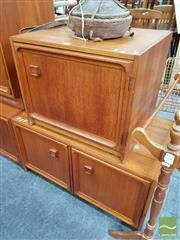 Sale 8480 - Lot 1097 - Two Parker Cabinets
