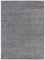 Sale 8651C - Lot 38 - Colorscope Collection; Wool and Viscose Handknotted - Dark Grey Rug, Origin: India, Size: 160 x 230cm, RRP: $999