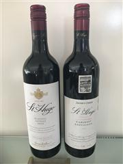 Sale 8694A - Lot 79 - Two bottles St Hugo to include a Jacobs Creek Coonawarra Cabernet Sauvignon 2006  and a Gramp and Sons Barossa Shiraz 2012