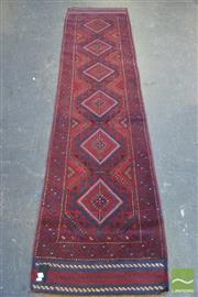 Sale 8368 - Lot 1018 - Persian Balouch Runner (270 x 65cm)