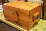 Sale 8523 - Lot 1066 - Small Pine Trunk