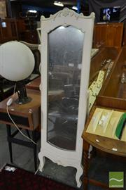 Sale 8545 - Lot 1055 - French Style Cheval Mirror