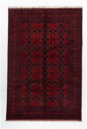 Sale 8800C - Lot 31 - An Afghan Khal Mohammadi 100% Wool Pile Natural Dyes, 202 x 305cm