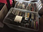 Sale 8659 - Lot 2209 - 2 Boxes of CDs
