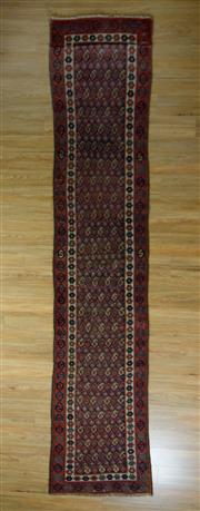 Sale 8672C - Lot 30 - Antique Persian Shiraz 406cm x 86cm
