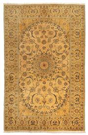 Sale 8800C - Lot 32 - A Persian Nain Super Very Fine Wool And Silk Inlaid, 312 x 196cm