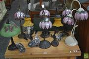 Sale 8338 - Lot 1626 - Collection Of Table Lamps (8)