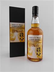 Sale 8531 - Lot 1950 - 1x Chichibu Distillery Ichiros Malt IPA Cask Finished Single Malt Japanese Whisky - limited edition for 2017, bottle 6202/6700, 57...