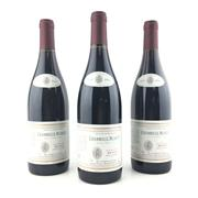 Sale 8628 - Lot 787 - 3x 2009 Jean-Baptiste Bejot, Chambolle-Musigny