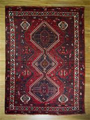 Sale 8672C - Lot 31 - Persian Shiraz 305cm x 220cm