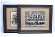 Sale 8805A - Lot 847 - Adelaide Australian Rules team photographs