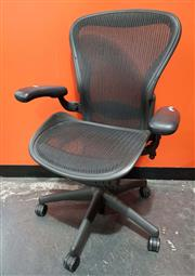 Sale 8805 - Lot 1031 - Herman Miller Aeron Office Chair (faults)