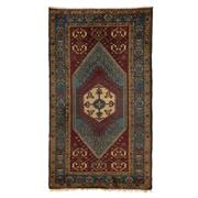 Sale 8860C - Lot 50 - A Turkish Vintage Tashpinar Rug, in Handspun Wool 165x94cm