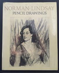 Sale 8176A - Lot 61 - Norman Lindsay  Pencil Drawings. A&R 1969. Hardback, dustjacket, black and white plates.