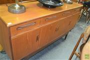 Sale 8275 - Lot 1049 - G-Plan fresco teak sideboard