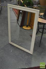 Sale 8289 - Lot 1060 - Timber Framed Mirror