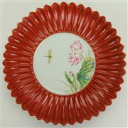 Sale 8399 - Lot 69 - Lianhua Doucai Lotus Dish