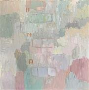 Sale 8969 - Lot 2043 - Mal Cannon Untitled 2004 oil on canvas, 61 x 61cm, signed and dated verso
