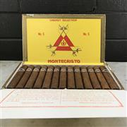 Sale 9042W - Lot 826 - Montecristo No.5 Cuban Cigars - box of 25, stamped May 2016