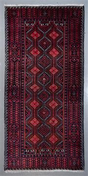Sale 8545C - Lot 23 - Persian Shiraz 216cm x 105cm