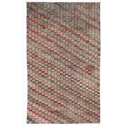Sale 8761C - Lot 6 - A Vintage Turkish Damali Carpet, Hand-knotted Wool, 266x160cm, RRP $3,045