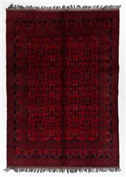 Sale 8800C - Lot 36 - An Afghan Khal Mohammadi 100% Wool Pile Natural Dyes, 200 x 300cm