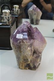 Sale 8226 - Lot 22 - Amethyst Crystal